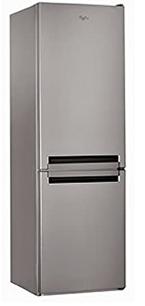 Whirlpool - Frigorífico combi BSNF9152OX Total No Frost: 471.9 ...