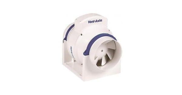 Amazon.com: ventilación-Axia 17104010 ACM100 – Ventilador ...