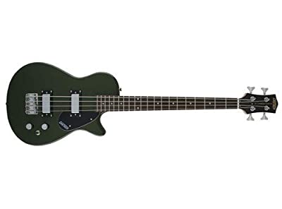 Gretsch G2220 Electromatic Junior Jet Bass II Electric Bass Guitar (Tobacco Sunburst)
