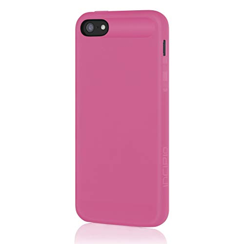 Incipio NGP Series Flexible Case for iPhone SE 5s 5 - Translucent Pink