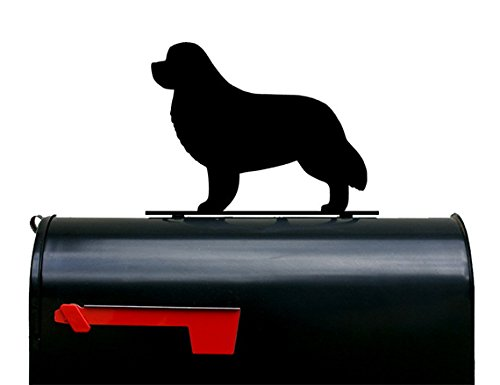 Newfoundland Dog Mailbox Topper / Plaque / Sign