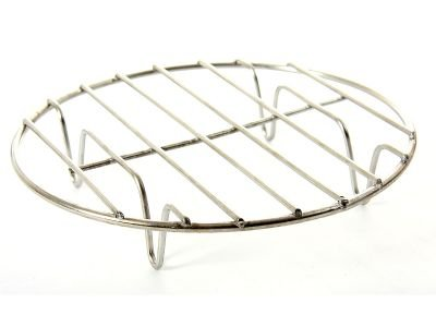 Stainless Steel 8.75'' Steamer Rack, Case of 36 by DollarItemDirect