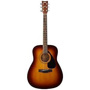 Yamaha F310 TBS Westerngitarre braun sunburst – Hochwertige Dreadnought-Akustikgitarre für Erwachsene & Jugendliche – 4…