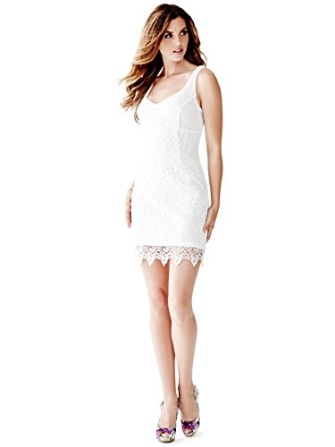 Guess Womens Lined Cocktail Dress