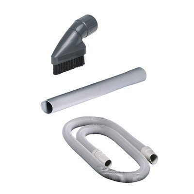 SEBO 1998AM Felix 3-Piece Vacuum Attachment Set with Extension Wand, 9-Foot Hose (3 Piece Extension Wands)