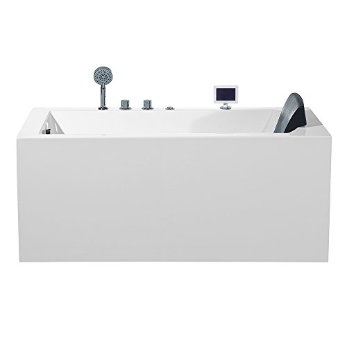 - ARIEL Platinum PW1545930LW1 Whirlpool Bathtub 59