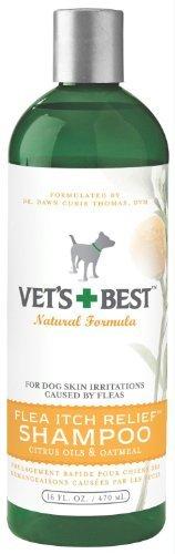 BND 210281 BRAMTON COMPANY - Vets Best Flea Itch Relief Shampoo 3165810039