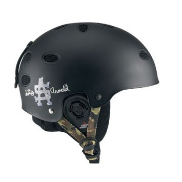 Pro-Tec B2 Snow Ski Helmet Matte Black Small