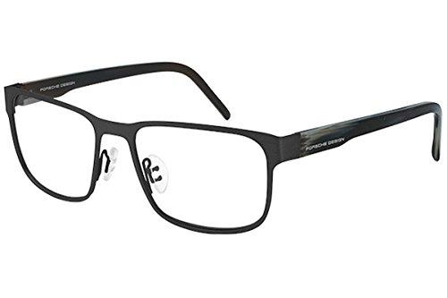 PORSCHE DESIGN P 8291 Eyeglasses Gray - Porsche Frames Eyeglasses