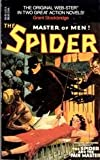 The Spider, Grant Stockbridge, 0881847305