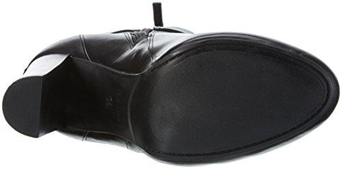 Denk Dames Devaina Lange Schacht Laarzen, Zwart