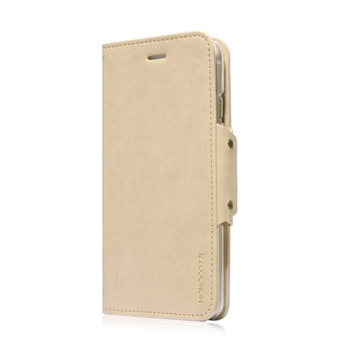 [해외]iPhone 6 용 MONOCOZZI Lucid Folio Leather 하드 플립 폴리오/MONOCOZZI Lucid Folio Leather Hard Flip Folio for iPhone 6
