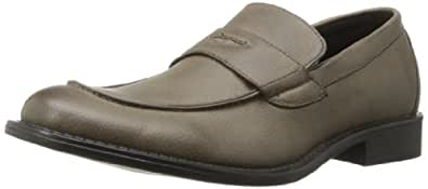 Kenneth Cole Unlisted Men's Blogger Penny Loafer,Taupe,7.5 M US