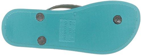 Ipanema Mesh, Women's Flip Flops blue - silver