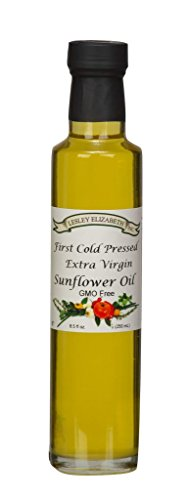 Extra Virgin Sunflower Oil OL7031 by Lesley Elizabeth (Image #2)