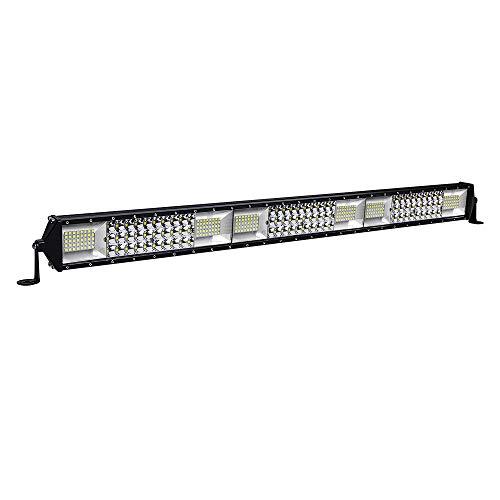 Autofeel LED Light Bar, 30 inch 20000LM 9000K Spot and Flood