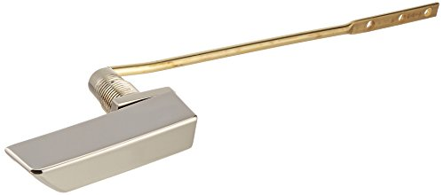 (Toto THU225#PN Trip Lever, Polished Nickel for Soiree Toilet Tank)