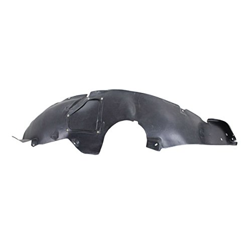 01-06 PT Cruiser Front Splash Shield Inner Fender Liner Panel RH Passenger Side Aftermarket Auto Parts