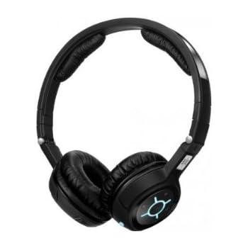 Sennheiser MM 400 Stereo Bluetooth Headset (Black) (Old Version)