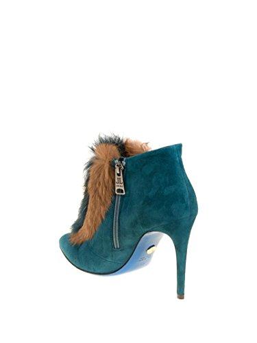 Bleu pour Escarpins Loriblu Bleu femme bleu T1qpUBtn