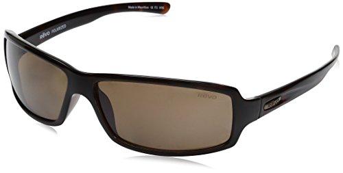 de9bff2ff5 Revo Unisex RE 4037X Thrive Wraparound Polarized UV Protection Sunglasses  Wrap
