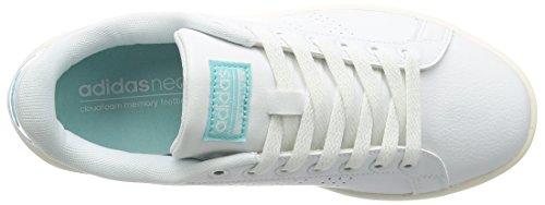 Zapatillas ftwwht claqua Advantage Blanco Mujer Cloudfoam Adidas Para ftwwht FxAEqwgav6