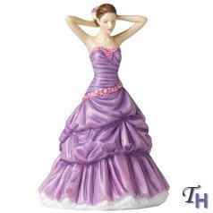 Figurine Royal Birthday Doulton (Royal Doulton SARA Pretty Ladies Figurine HN5439)