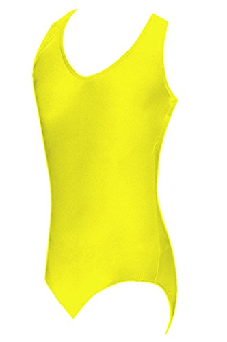 DanceNwear Big Girls Tank Top Nylon/Lycra Leotards