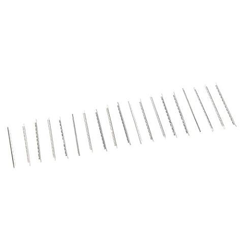 Cloudings(TM)19pcs Fret Wire Copper Fretwire Set 1.7mm for 26