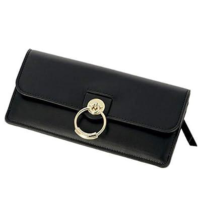 low priced abb18 18e9a Amazon | Chloe(クロエ) 財布 TESS フラップ付き長財布 二つ折り ...