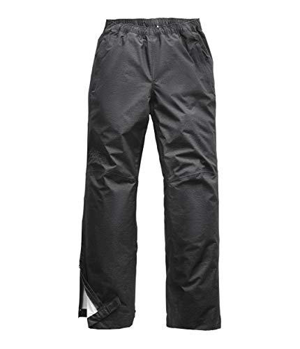 (The North Face Men's Venture 2 Half Zip Pant, TNF Dark Grey Heather/Asphalt Grey, Medium, Short)