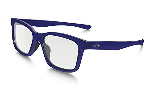 Frosted Frame - Eyeglasses Oakley Frame OX 8069 806905 FROSTED NAVY