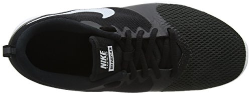 001 Indoor Tr Black White Nero Scarpe Sportive Essential Wmns Flex Anthracite Nike Donna wSFqYa7Fx