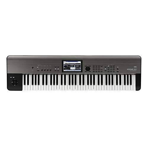 Korg Krome EX 73-Key Synthesizer Workstation