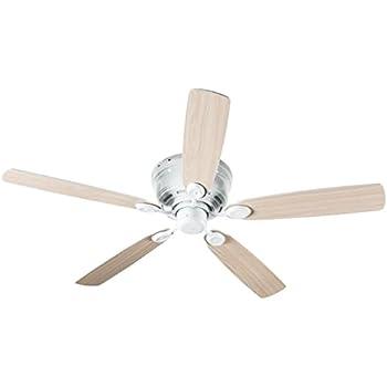 Hyperikon Remote Control Ceiling Fan 52 Inch Light Wood