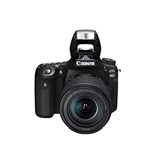 Canon EOS 90D Digital SLR Camera with 18-135 is USM Lens with 16GB Card 17
