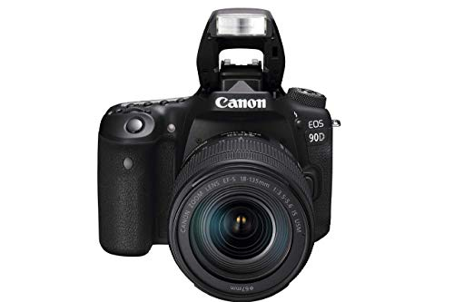 Canon EOS 90D Digital SLR Camera with 18-135 is USM Lens with 16GB Card 1