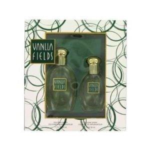 Vanilla Fields Coty (Vanilla Fields by Coty, 2 Piece Gift Set for Women)