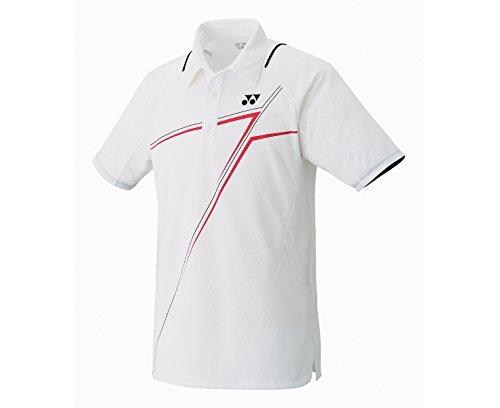 YONEX 12100EX Tournament Herren Poloshirt, Aqua, XXL