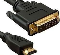 Cable Conversor Dorado HDMI a CVI de 3 Metros para Vídeo V1.3 HDTV 1080P - Parte de la Gama de Accesorios de Consumer Store®