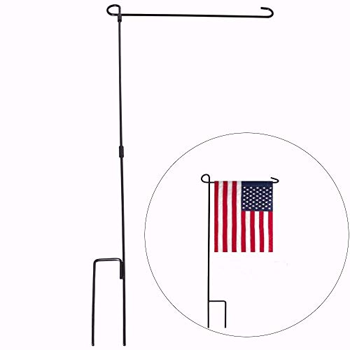Awefrank Garden Flag Stand,Premium Garden Flag Pole Holder M