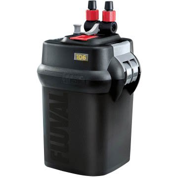 Fluval 106 Canister Filter product image