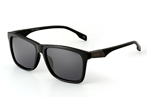 4094b0f4a4f FEIDU Cocoons Fitovers Polarized Sunglasses Aviator (XL) - suncity.io