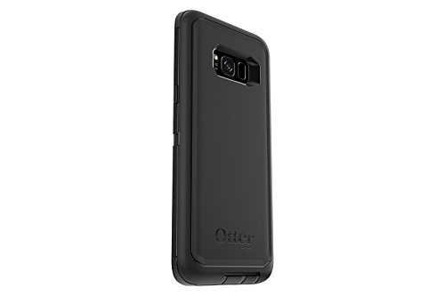 OtterBox 77-54582 DEFENDER SERIES for Samsung Galaxy S8+ (SCREEN PROTECTOR NOT INCLUDED)  - BLACK
