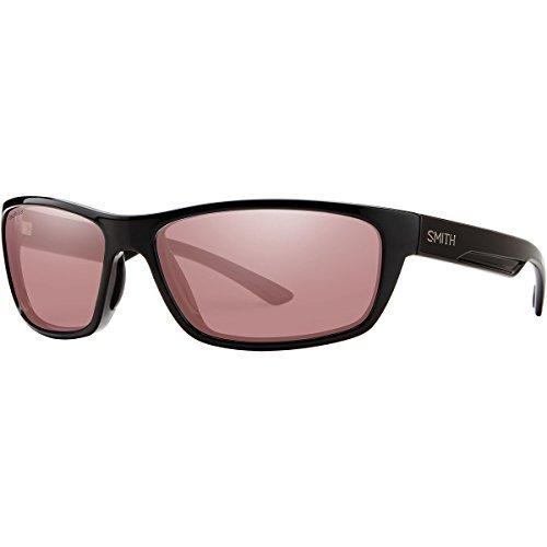 Smith Optics Ridgewell Sunglasses, Black, Polarchromic Copper - Sunglasses Polarchromic