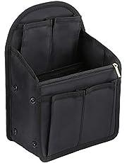 Veesoo Mini Backpack Organizer Insert, Functional Small Backpack Insert Organizer for Rucksack Diaper Bag