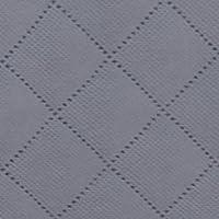 Bolsos del organizador de la ropa de la fibra del carbón de leña 1Storage, material respirable, 3pcs, gris 171-01A
