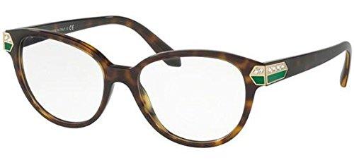 Bvlgari BV4136B Eyeglasses 504 Dark Havana 52-17-145  Amazon.co.uk ... 3359786615d