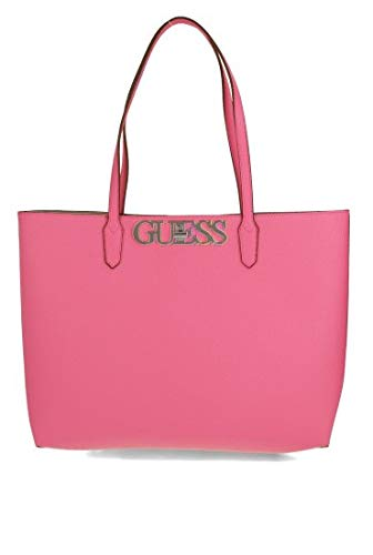 Guess GUESSUptown Chic Barcelona ToteMujerCoralloTaglia Unica ...