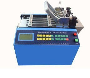 GOWE Auto Heat shrink tube cable pipe Cutting Machine 0